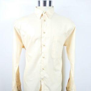 Burberry Mens Dress Shirt Size Large